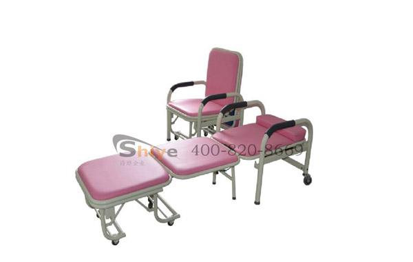 诗烨品牌陪护椅的功能介绍