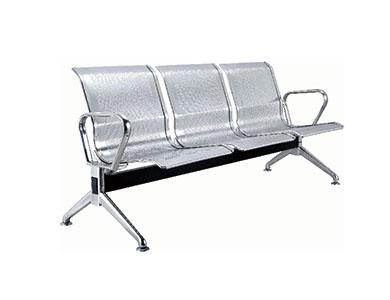 三人位钢制排椅PY-526